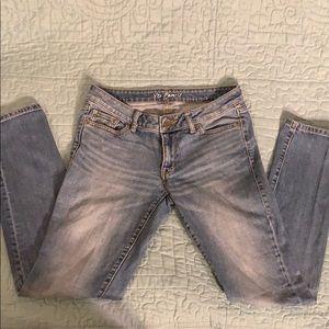 Victoria Secret VS Pencil low rise straight jeans